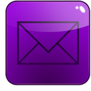 mail Indigo icon