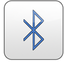Bluetooth Gainsboro icon