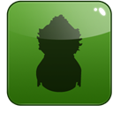 Asleep ForestGreen icon