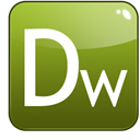 adobe, dreamweaver OliveDrab icon