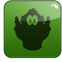 flap ForestGreen icon