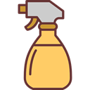 watering, Tools And Utensils, gardening, sprayer SandyBrown icon