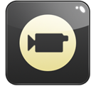 Imovie DarkSlateGray icon