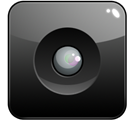 Iphoto DarkSlateGray icon