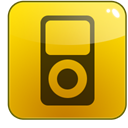 itunes Gold icon