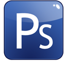 photohop, adobe DarkSlateBlue icon