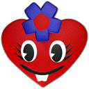 happytree, Heart Red icon