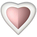 Ice, Heart Silver icon