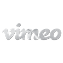 Vimeo Black icon