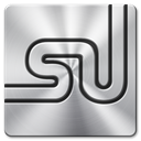 Stumbleupon Silver icon