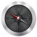 navigation DarkSlateGray icon