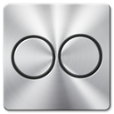 flickr Silver icon