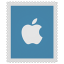 Apple SteelBlue icon