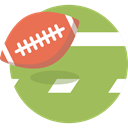 team, sports, equipment, American football, Team Sports DarkKhaki icon