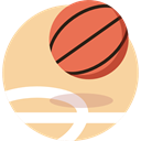 equipment, Basketball, team, Team Sport, sports NavajoWhite icon