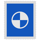 Delicious RoyalBlue icon