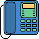 telephone, phone call, technology, phone, Telephone Call SteelBlue icon