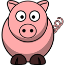pig LightPink icon