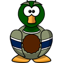 Duck Black icon