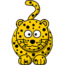 leopard Gold icon