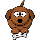 dog Sienna icon