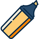 write, marker, Pen, writing, Tools And Utensils Black icon