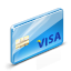 visa SkyBlue icon
