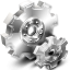 gears DarkGray icon