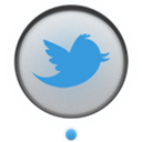twitter DodgerBlue icon