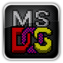 Dos, Ms Black icon