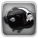 Songbird Black icon