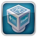 Virtualbox Teal icon