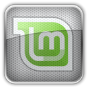 linux, mint DarkGray icon