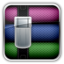 Winrar Black icon