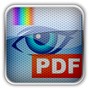 xchange, Pdf DarkGray icon