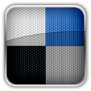 delcious Black icon