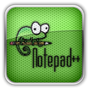 notepad OliveDrab icon