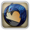 Thunderbird Black icon
