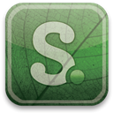eco, green, Scribd DarkSlateGray icon