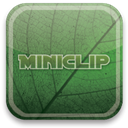 green, eco, miniclip DarkSlateGray icon