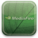 green, Mediafire, eco DarkSlateGray icon