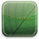 Dailymotion, eco, green DarkSlateGray icon