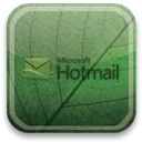 Hotmail, green, eco DarkSlateGray icon