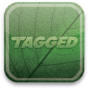 tagged, eco, green DarkSlateGray icon