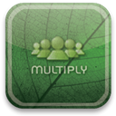 green, eco, multiply DarkSlateGray icon