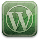 eco, Wordpress, green DarkSeaGreen icon