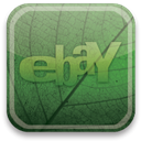 eco, green, Ebay DarkSlateGray icon