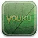 youku, green, eco DarkSlateGray icon