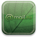 green, eco, Mailru DarkSlateGray icon