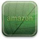 eco, Amazon, green DarkSlateGray icon
